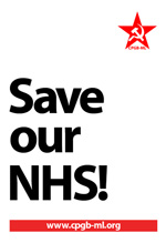 Save our NHS!