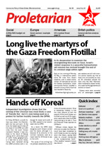 Proletarian, issue 36