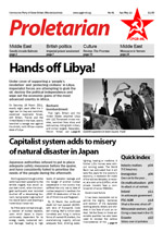 Proletarian, issue 41