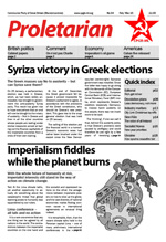 Proletarian, issue 64
