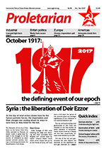 Proletarian, issue 80